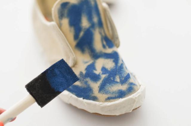 Picture Of Original DIY Tie Dye Espadrilles 5