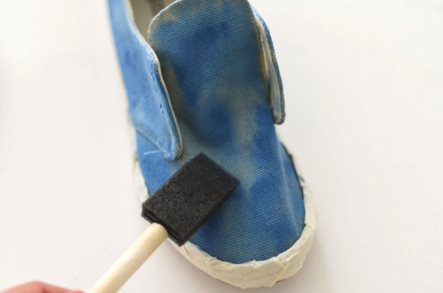 Picture Of Original DIY Tie Dye Espadrilles 6