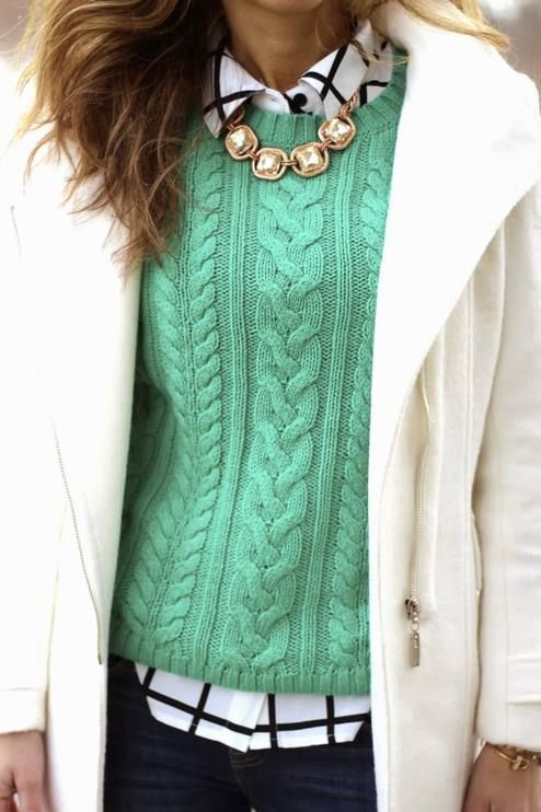 Picture Of chic layered outfits for work  2