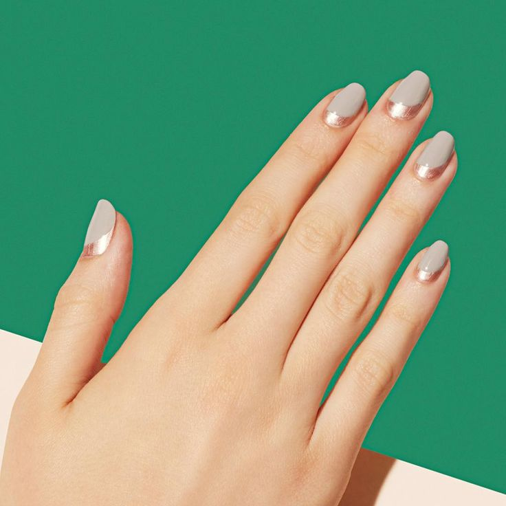 16 Chic Nails Ideas That Are Suitable For Work - Styleoholic