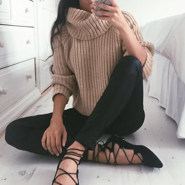 Picture Of chic winter date night outfits for girls  12