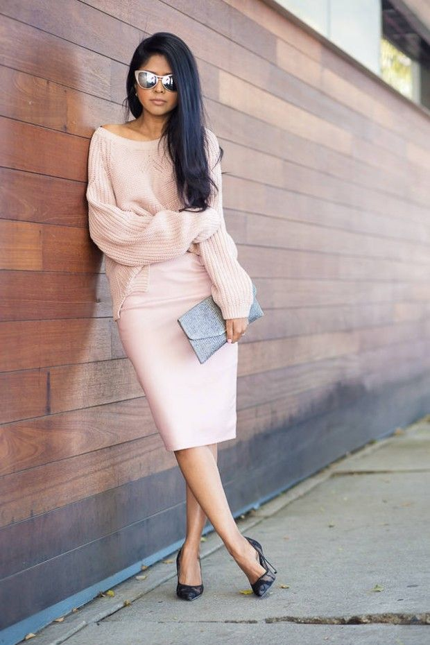Picture Of chic winter date night outfits for girls  14