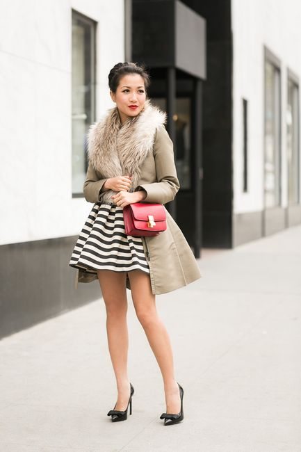 Picture Of chic winter date night outfits for girls  16