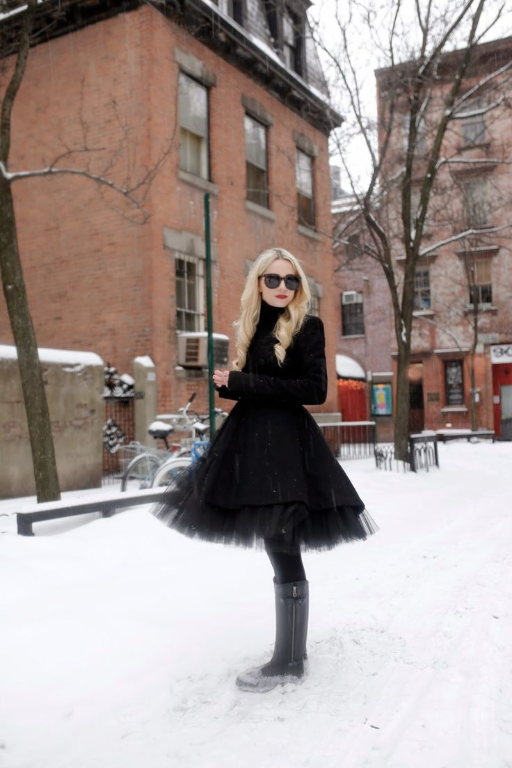 Chic Winter Date Night Outfits For Girls