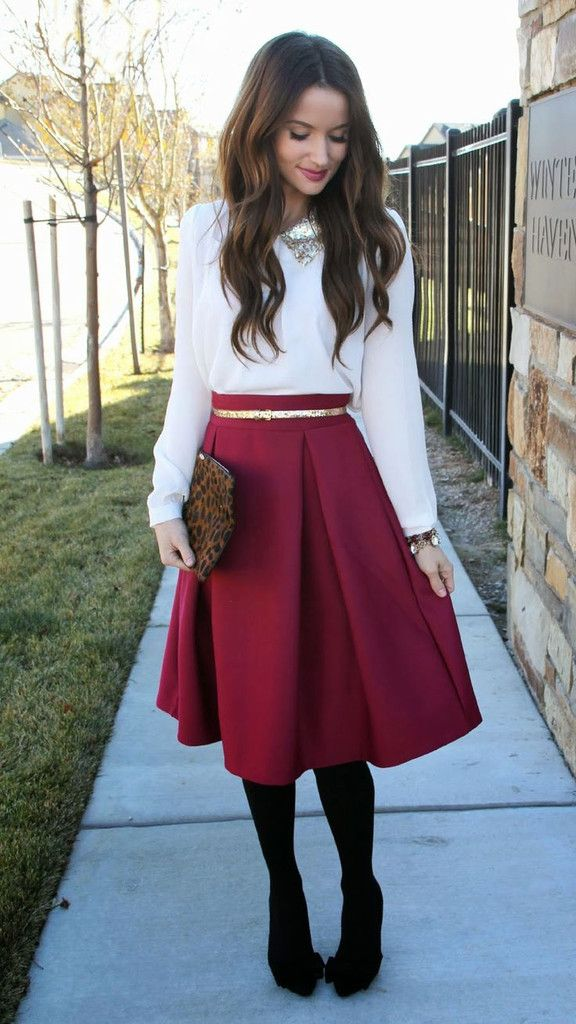 Picture Of chic winter date night outfits for girls  25