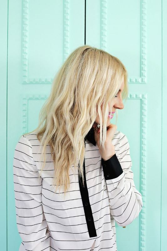 How To Create Soft Waves With Just A Hairdryer