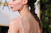 how-to-recreate-gorgeous-rooney-maras-braided-ponytail-at-golden-globes-3