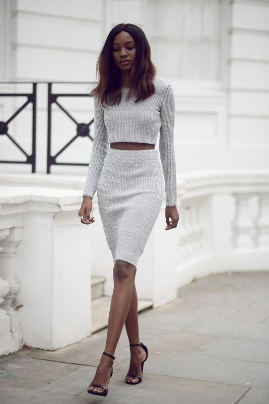 Picture Of how to wear double knits right 11 trendy and cool ideas to recreate  3
