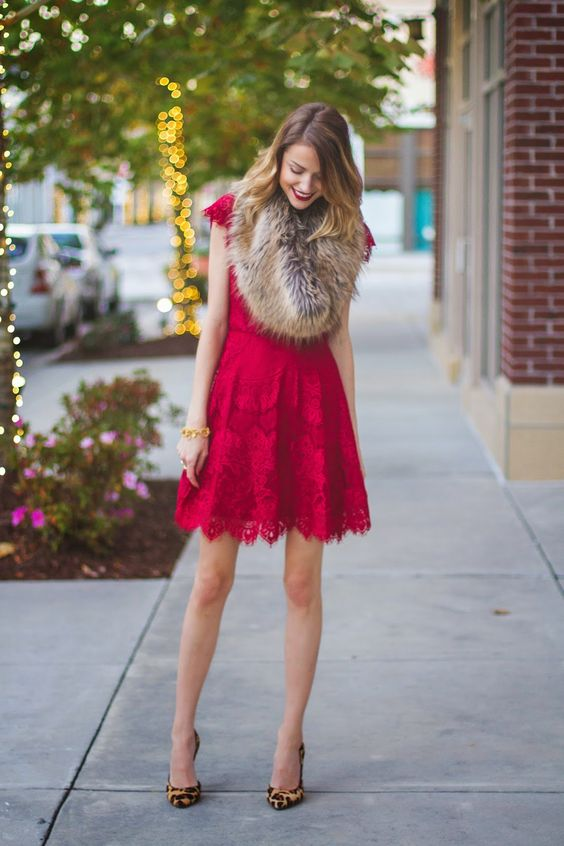 Red dress nordstrom 30