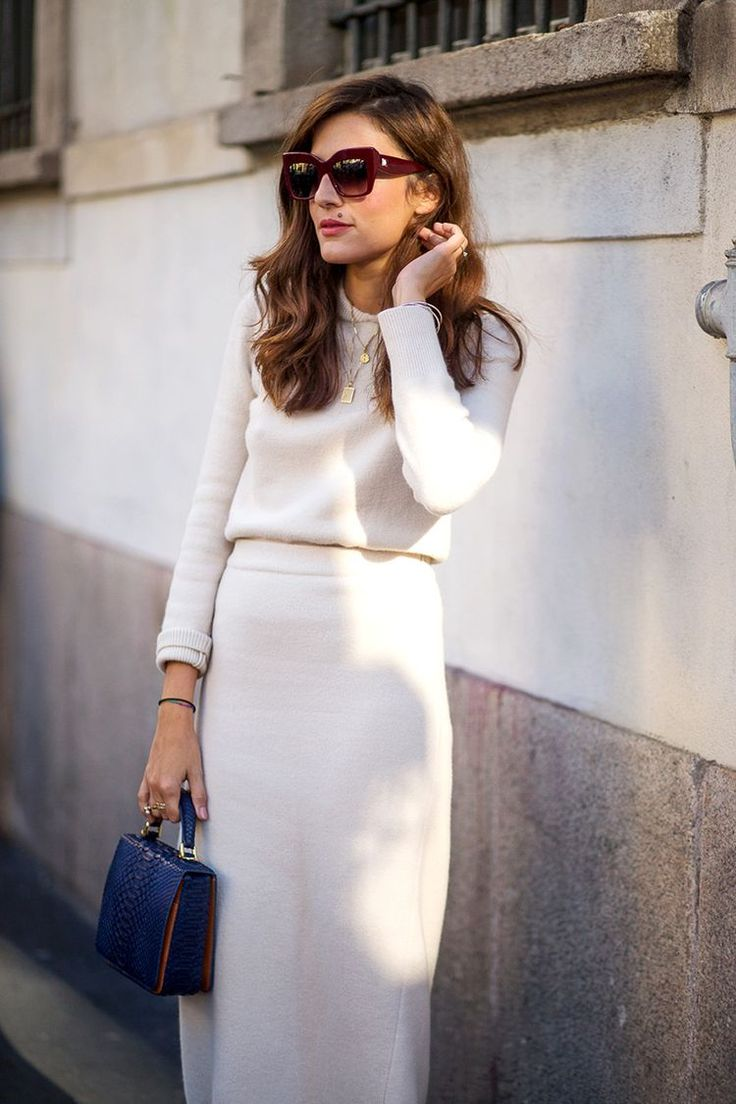 of stylish monochromatic work outfits to try 8