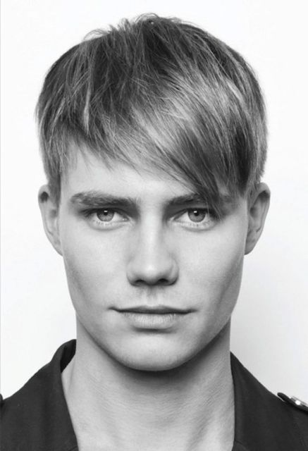 16 Angular Fringe Hairstyle Ideas For Men Styleoholic