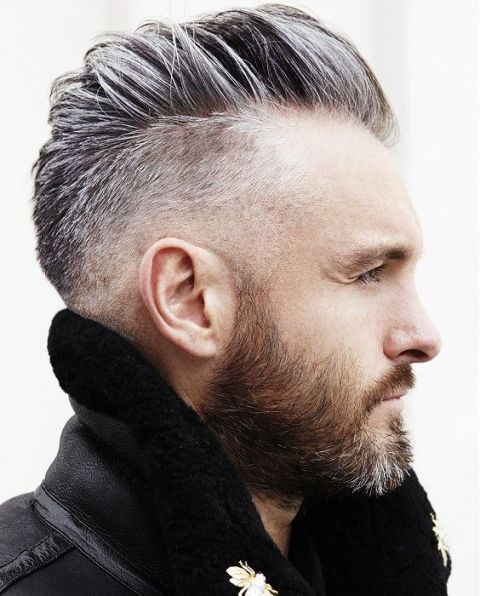 Picture Of Cool Shaved Side Hairstyles For Men 10