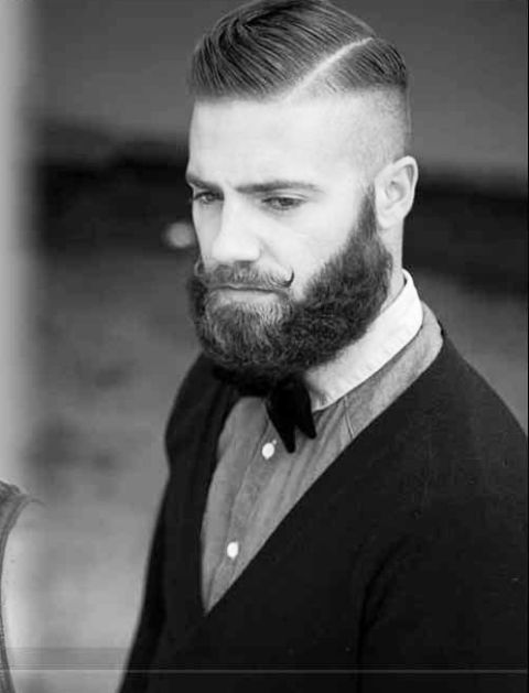 Picture Of Cool Shaved Side Hairstyles For Men 11