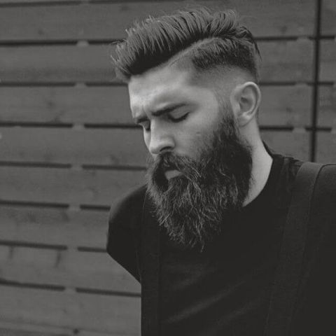 Picture Of Cool Shaved Side Hairstyles For Men 16