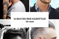 16 Cool Shaved Side Hairstyles For Men 17