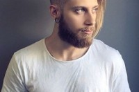 16 Cool Shaved Side Hairstyles For Men 3
