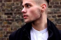 16 Cool Shaved Side Hairstyles For Men 9