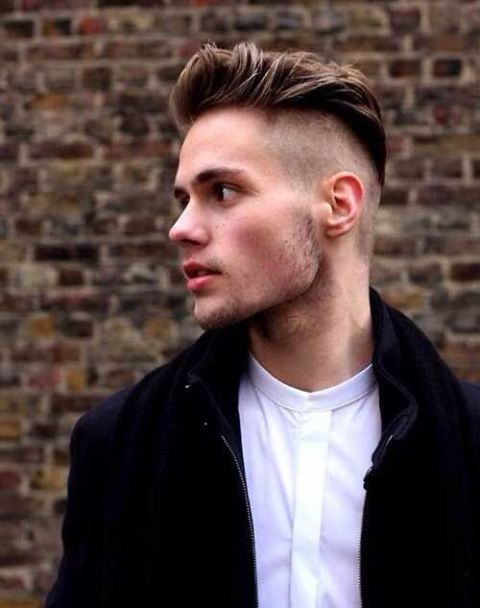 Picture Of Cool Shaved Side Hairstyles For Men 9