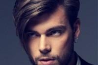 16 Fabulous Medium Length Hairstyles For Men 15