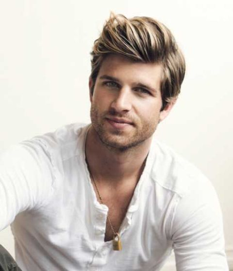 Picture Of Fabulous Medium Length Hairstyles For Men 9