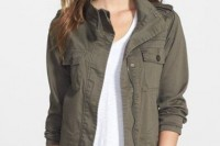 16 Green Army Jacket Outfits For Stylish Girls12