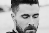 18 Stylish Pompadour Hairstyle Ideas For Men 6