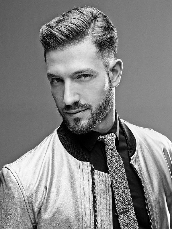 18 Timelessly Elegant Yet Hot Side-Part Hairstyles For Men - Styleoholic