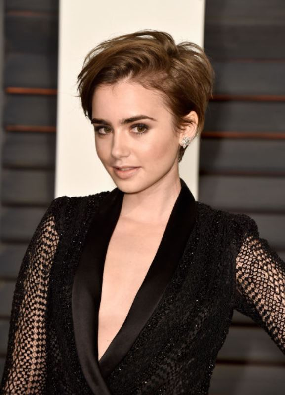 Picture Of trendy short hair looks that inspire  5
