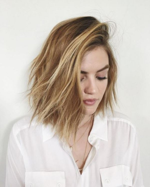 Picture Of trendy short hair looks that inspire  6
