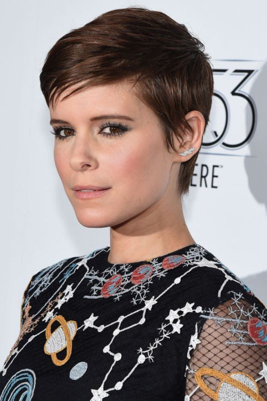 Picture Of trendy short hair looks that inspire  8