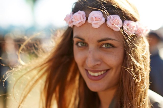 Gentle DIY Floral Crown For Spring
