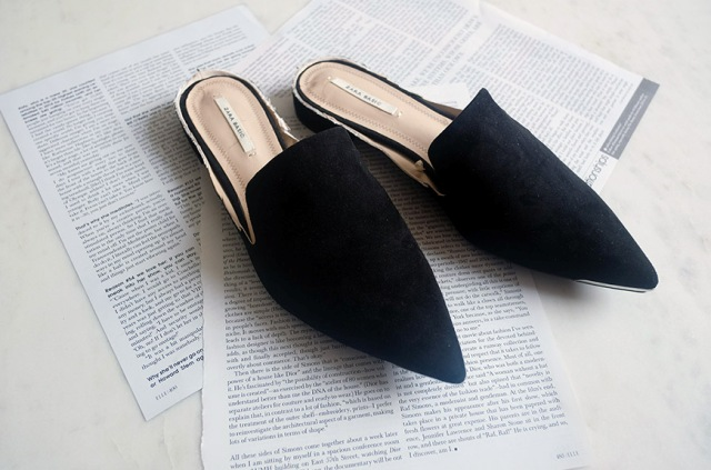 Picture Of Unique DIY Gucci Inspired Fur Slip Ons 4