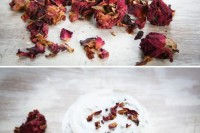 rose and vanilla soaps