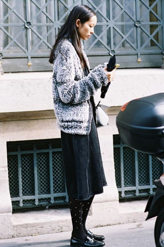 Picture Of how to wear tights like a fashionista trendy 16 looks to recreate  13