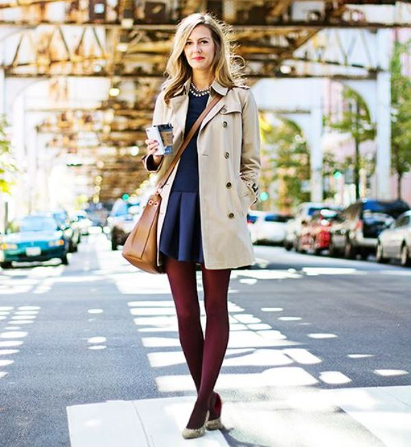 Picture Of how to wear tights like a fashionista trendy 16 looks to recreate  15