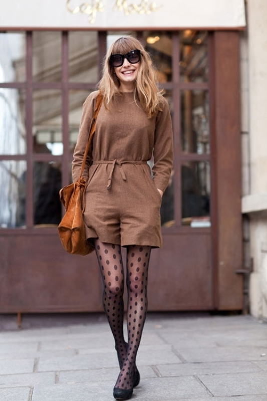 Picture Of how to wear tights like a fashionista trendy 16 looks to recreate  9