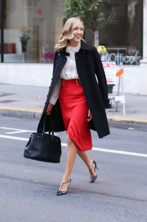 Picture Of stylish spring 2016 work outfit ideas for girls  1