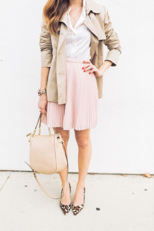 Stylish Spring 2016 Work Outfit Ideas For Girls