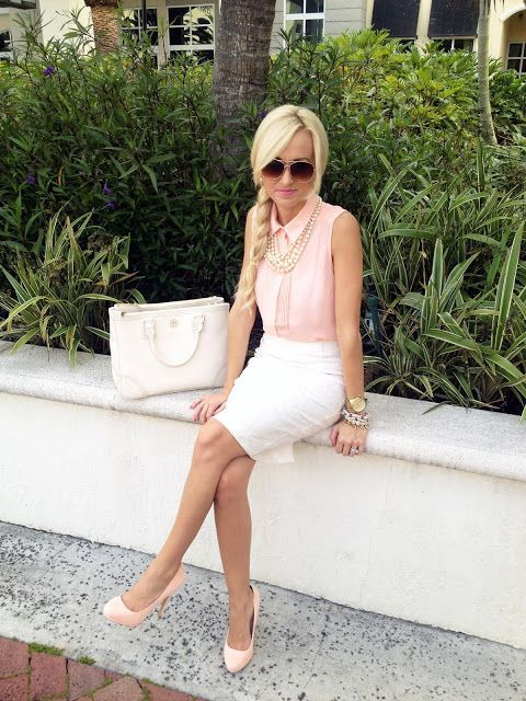 Picture Of stylish spring 2016 work outfit ideas for girls  15