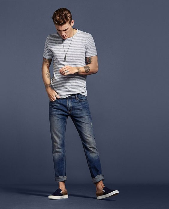 Picture Of trendy spring 2016 casual outfits for men 23
