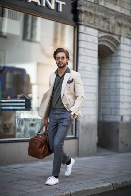 Picture Of trendy spring 2016 casual outfits for men  24