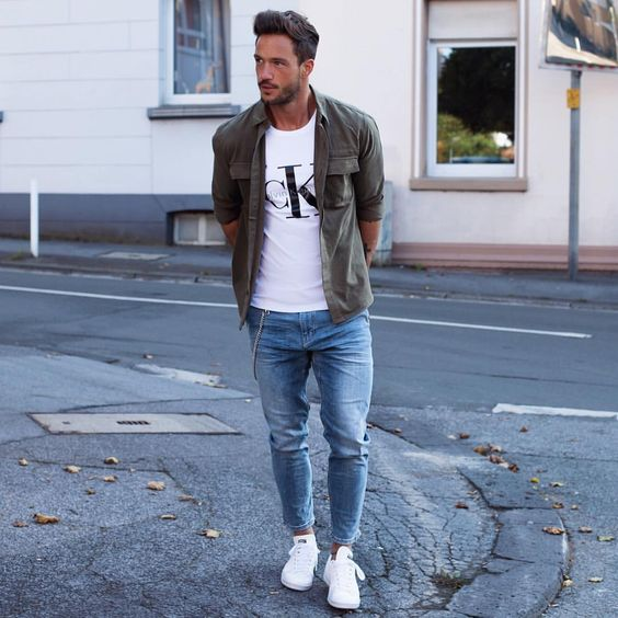 Picture Of trendy spring 2016 casual outfits for men  26