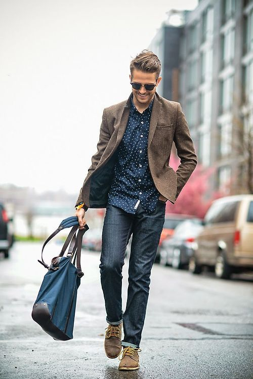 Casual Wear For Men – 90 Masculine Outfits And Looks Many men feel fairly comfortable getting dressed up. From suits to tuxedos, they feel at ease in the .