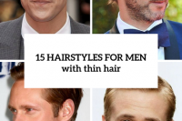 15 Perfect Hairstyles For Men With Thin Hair 16