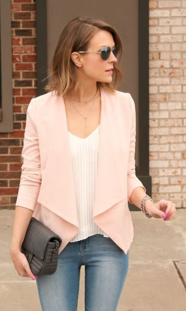Romantic Pleated Blouse Ideas