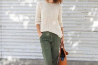 17 Fashionable Spring Outfits With Mules 10