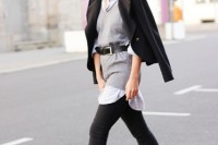 17 Fashionable Spring Outfits With Mules 14