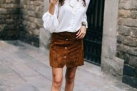 17 Outfit Ideas With Lace Up Flats For This Season 12