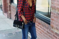 17 Outfit Ideas With Lace Up Flats For This Season 9