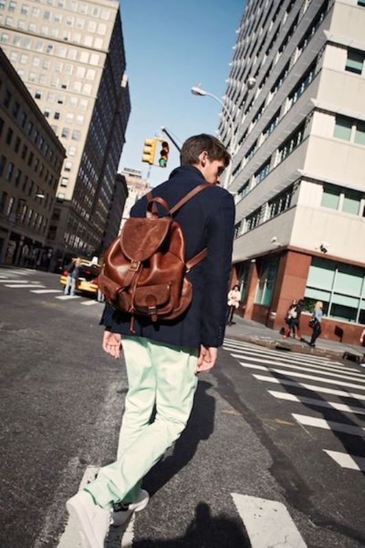 Fashionable Grown Up Men Backpacks To Get Inspired